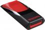 Флеш Диск Sandisk 32Gb Cruzer Edge SDCZ51-032G-B35 USB2.0 красный/черный