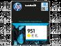 Картридж струйный HP №951 CN052AE желтый для HP Officejet Pro 8610/8620 e-All-in-One (700стр.)